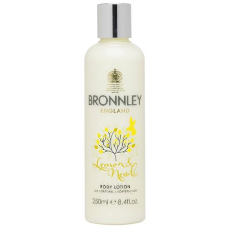 Bronnley Lemon and Neroli 250ml Body Lotion
