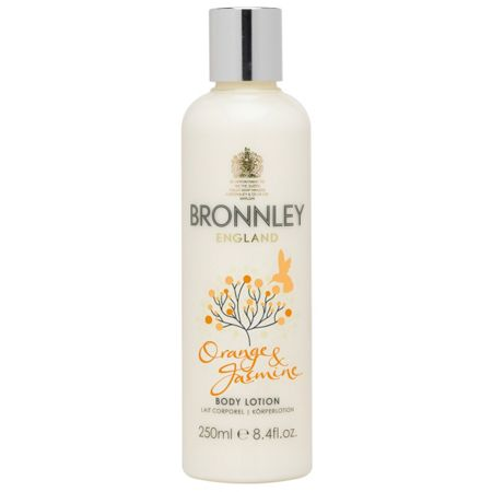 Bronnley Lime and Bergamot 250ml Body Lotion