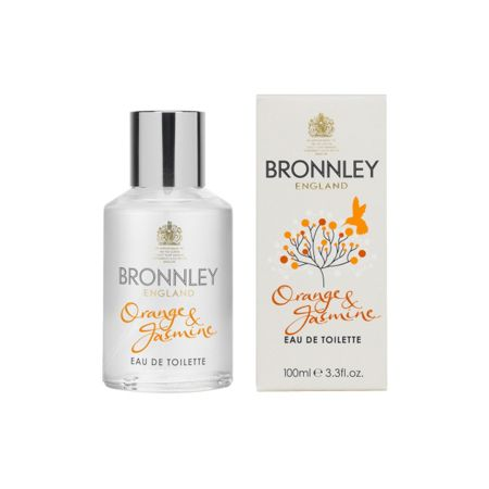 Bronnley Orange and Jasmine 100ml Eau de Toilette