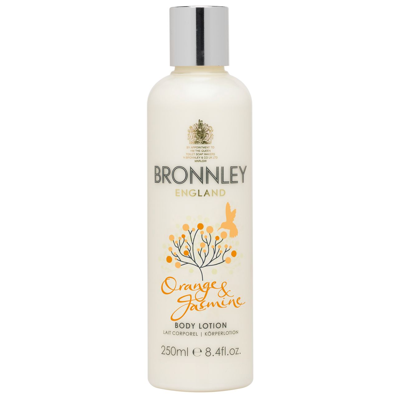 Orange and Jasmine 250ml Body Lotion