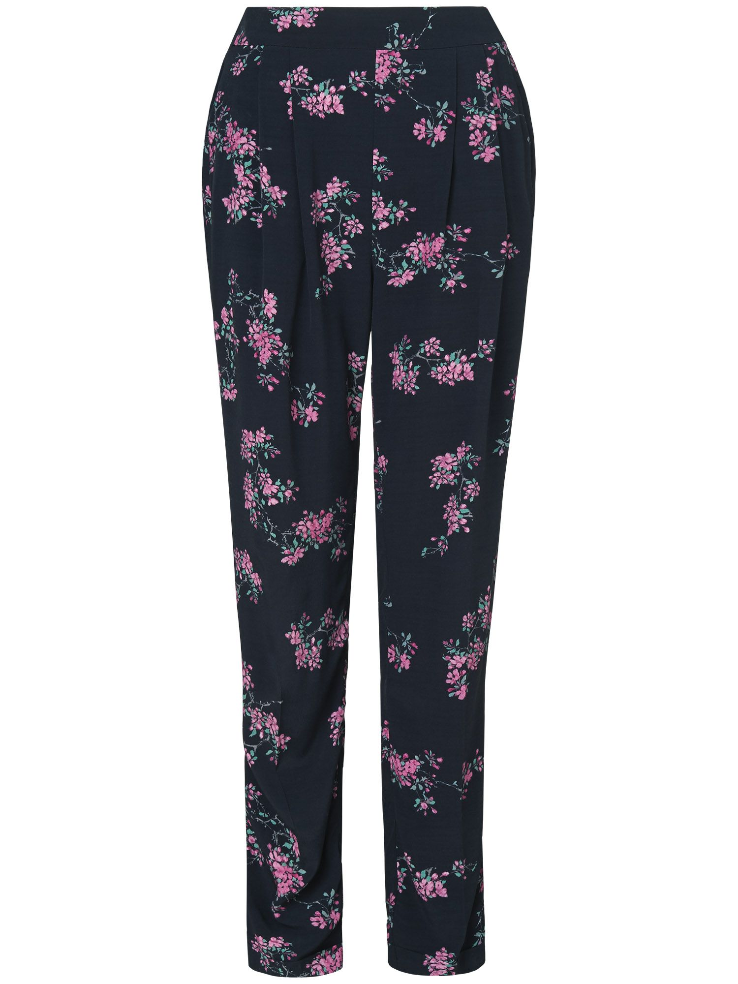 Hamani print soft trousers
