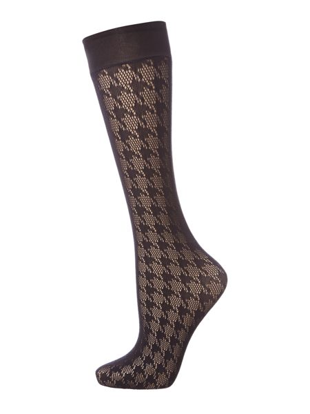 Wolford Pascale knee highs