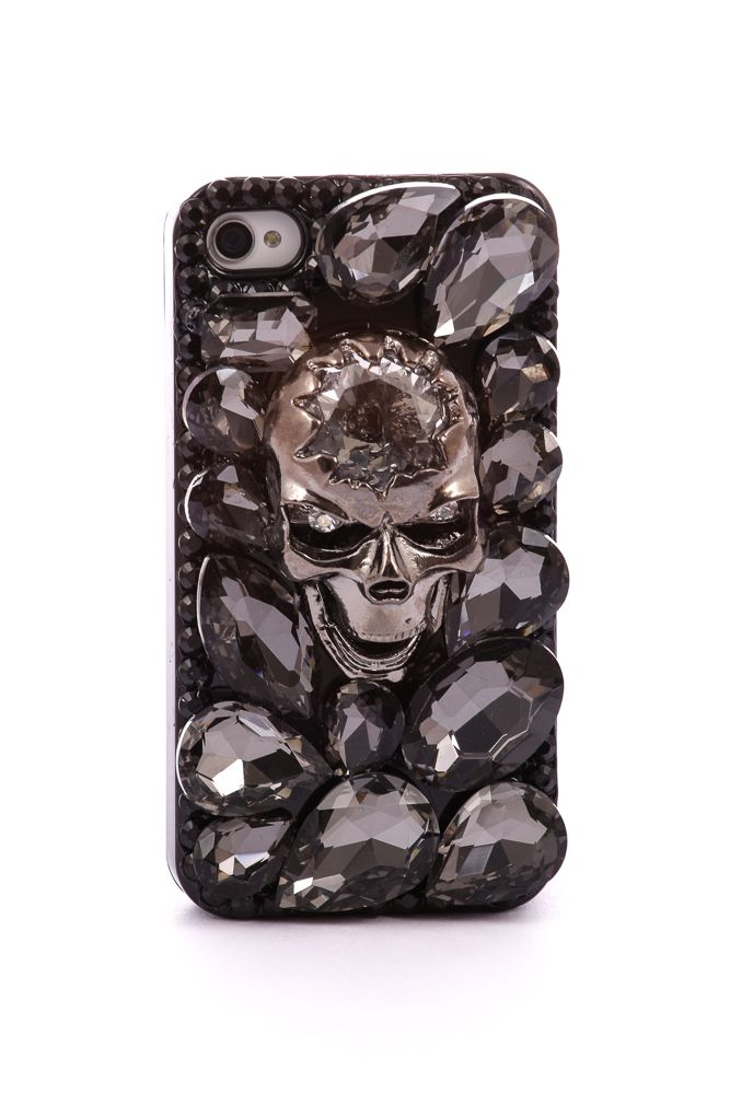 Skull iphone case 4/4S