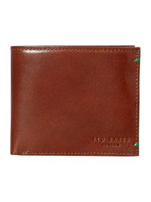 Bright internal billfold wallet