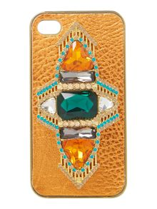 Emerald iphone case 4/4S