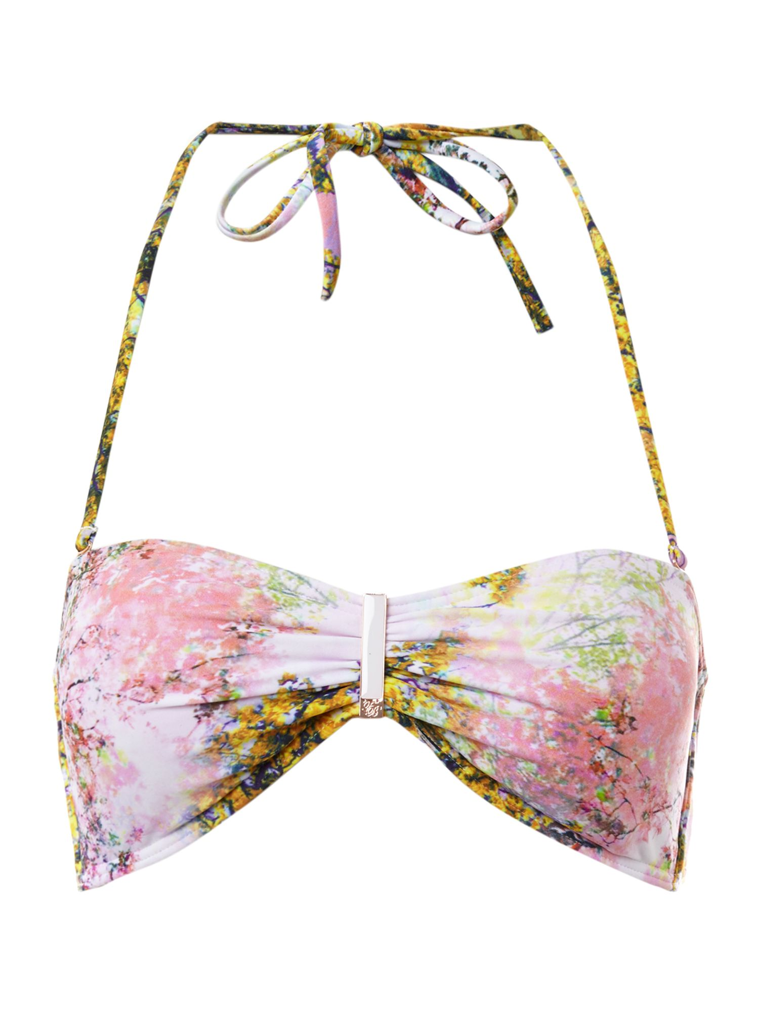 Pretty Trees Leema bandeau bikini top