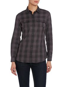 Edrington Check Shirt