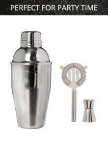 3 Piece cocktail gift set