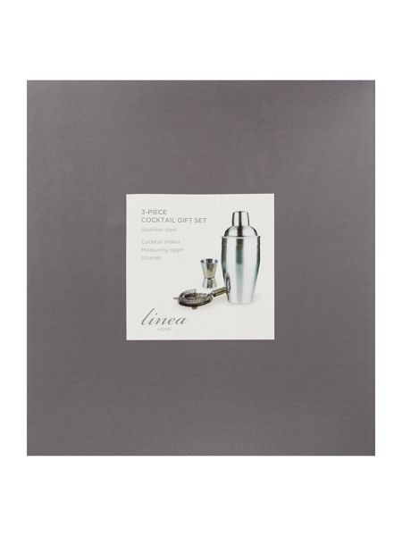 Linea 3 Piece cocktail gift set