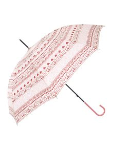 Sampler walker umbrella