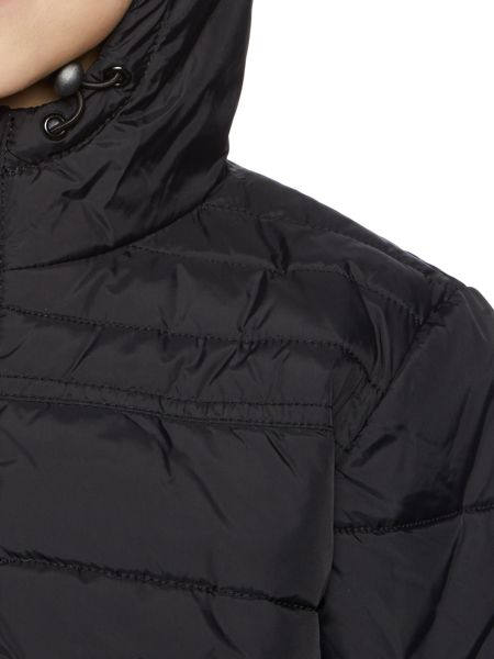 Little Criminal Boys padded jacket with hood