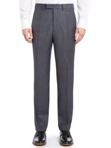 Birdseye regular fit suit trouser