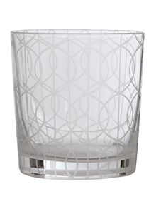 Gate design tumblers set of 4