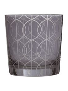 Gate smoky tumblers set of 4