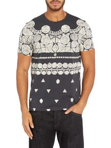 Paul Smith Jeans Paul Smith Bandana Print T Shirt