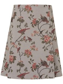 Sorrel tapestry bird skirt