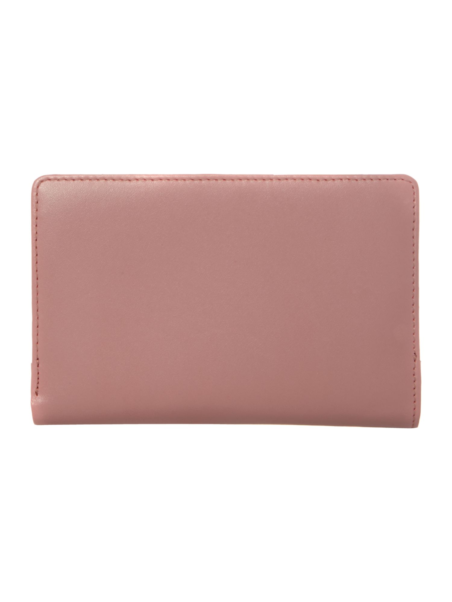 Radley express pink medium zip around purse
