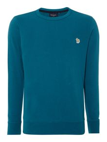 Paul Smith Jeans Zebra logo sweatshirt