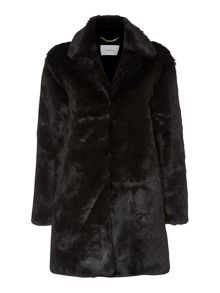 Marella Faux fur coat