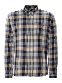 Paul Smith Check Long Sleeve Shirt