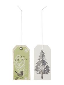 Enchanted Forest gift tags