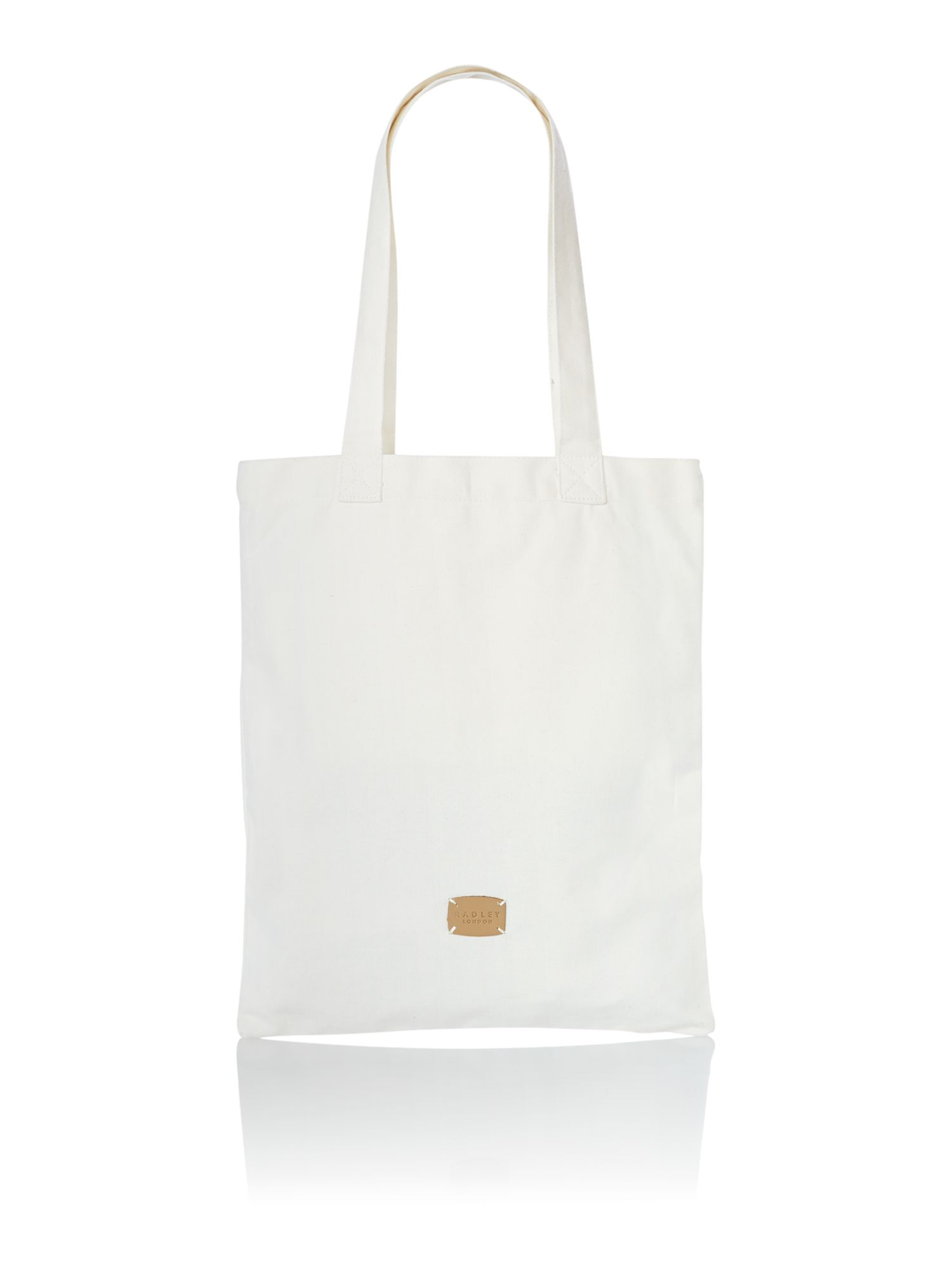 Pulse of london orange tote bag