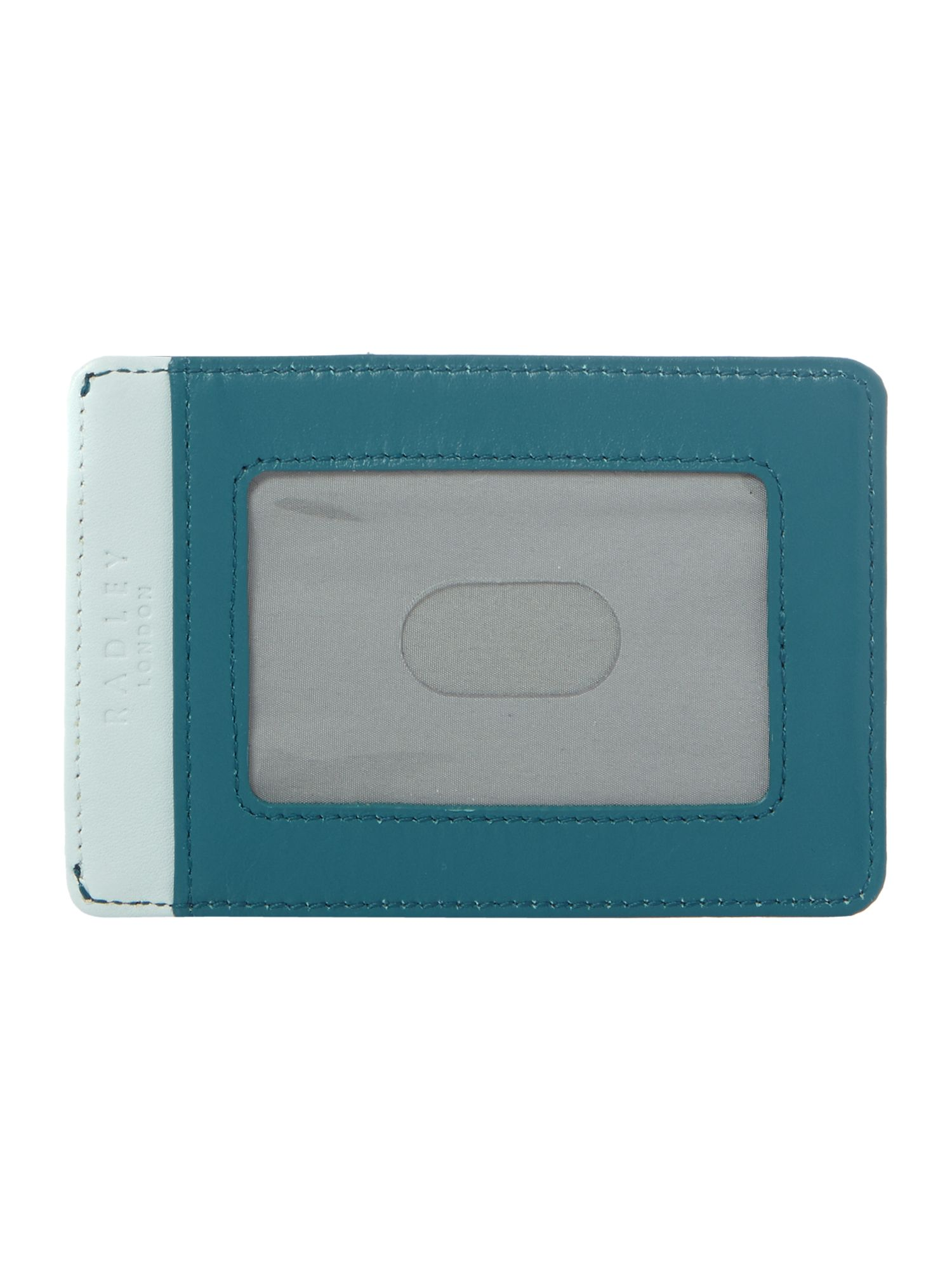 Redley express blue travel card holder