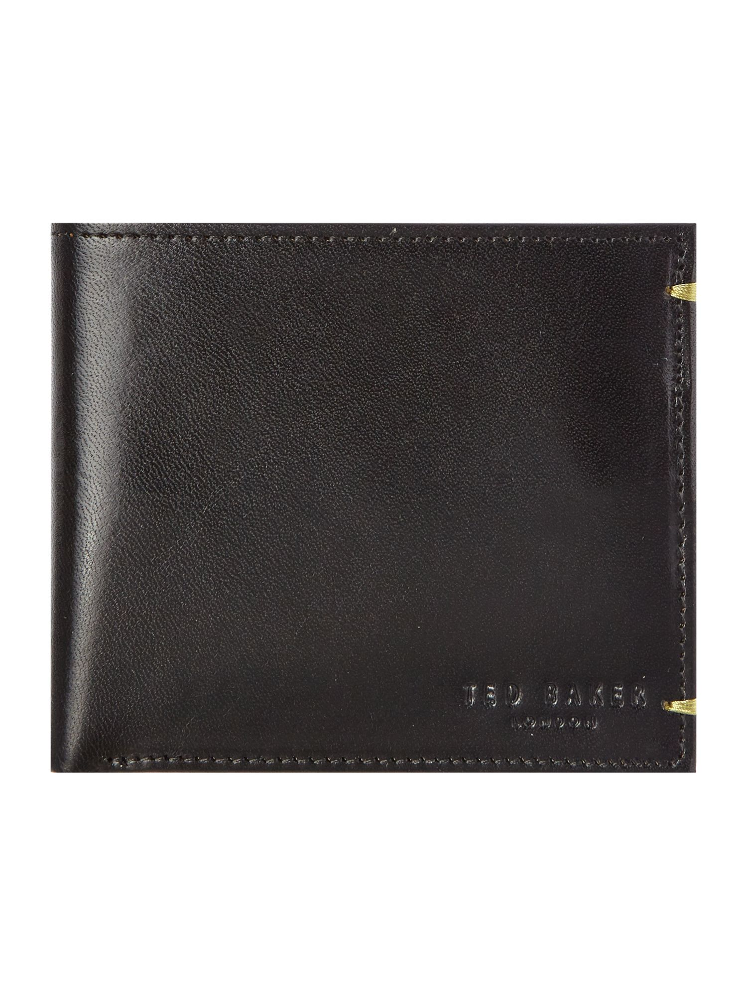 Bright bifold wallet