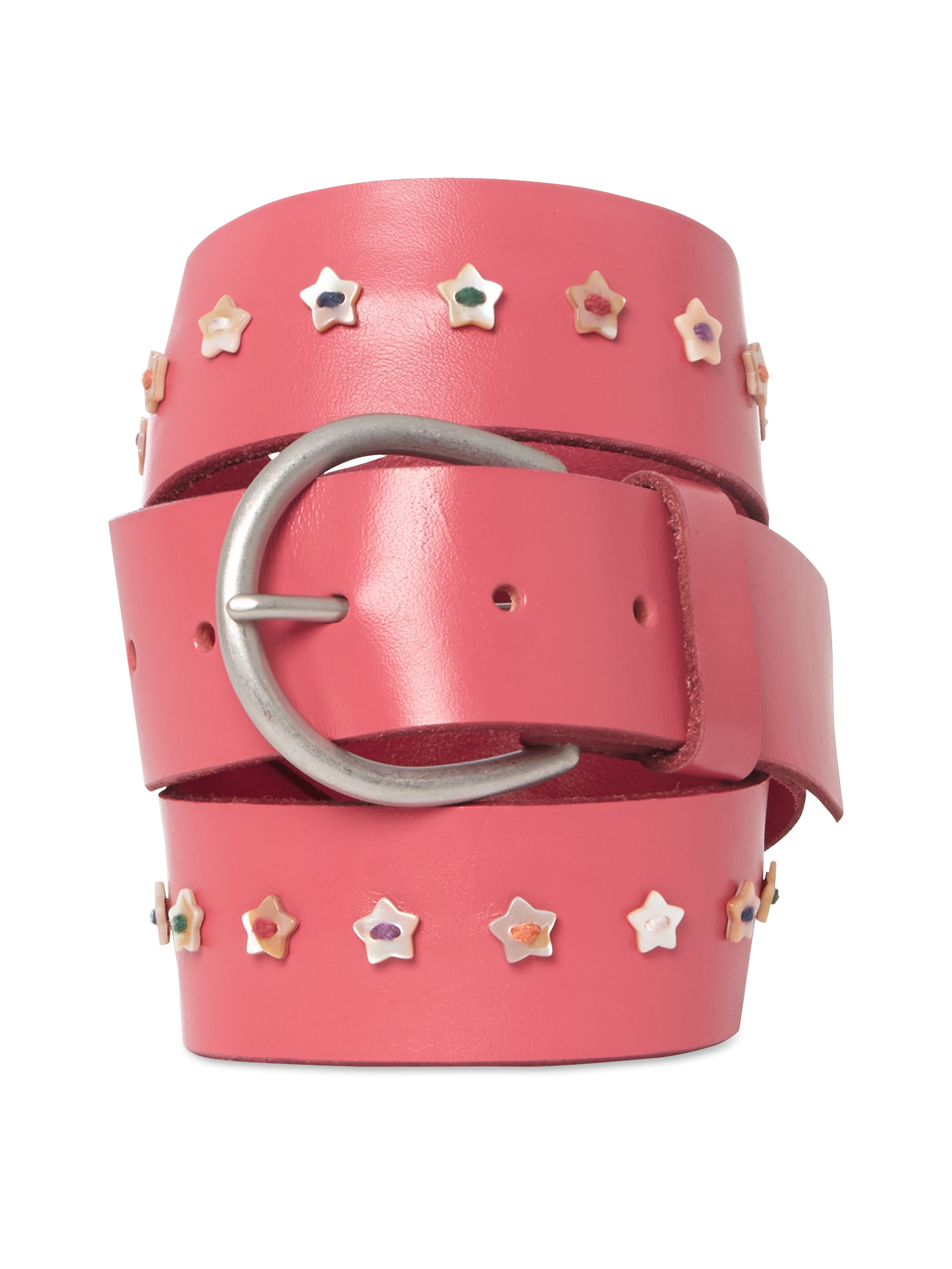 Star button belt