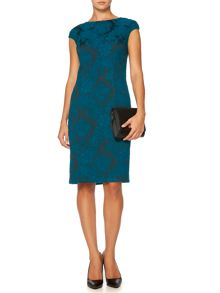 Gail Stretch Lace Dress