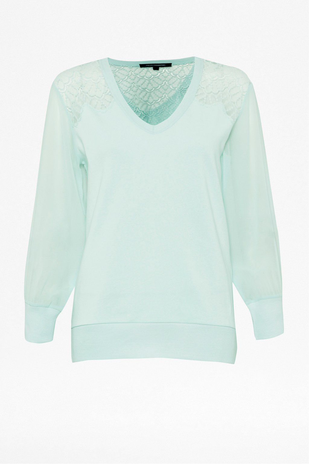 Fast ditton lace sweat