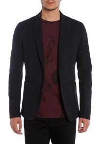Paul Smith Jeans Lightweight button front blazer