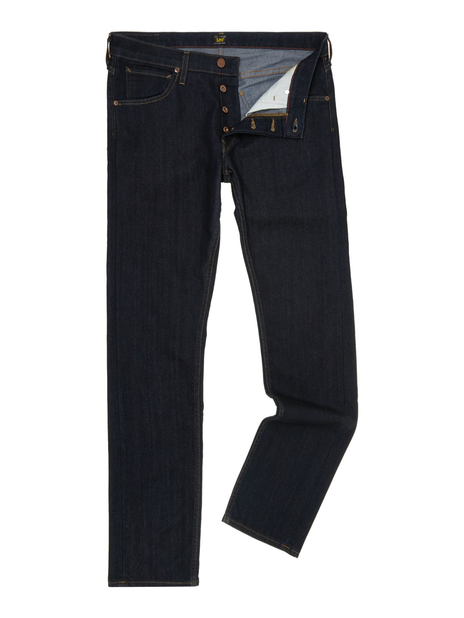 Daren regular fit rinse wash jeans