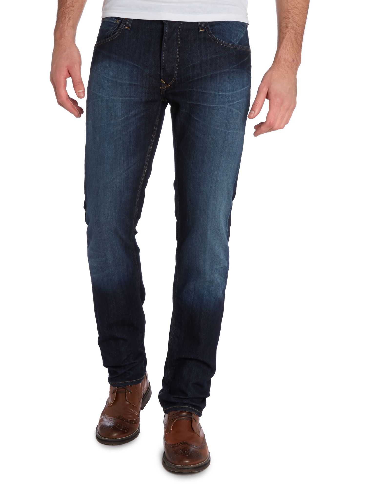 Daren regular fit strong hand jeans