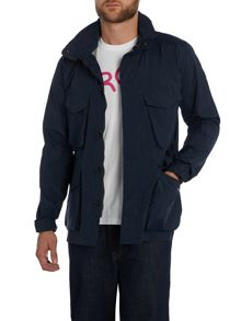 Paul Smith Jeans Waterproof 4 pocket jacket