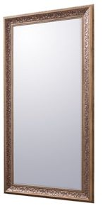 Linea Milena Antique Silver Mirror 108 x 78cm