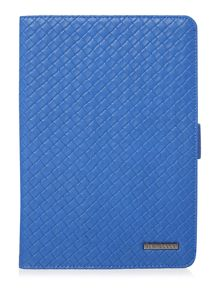 Woven ipad mini case