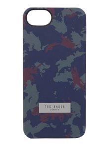 Camo print iphone case