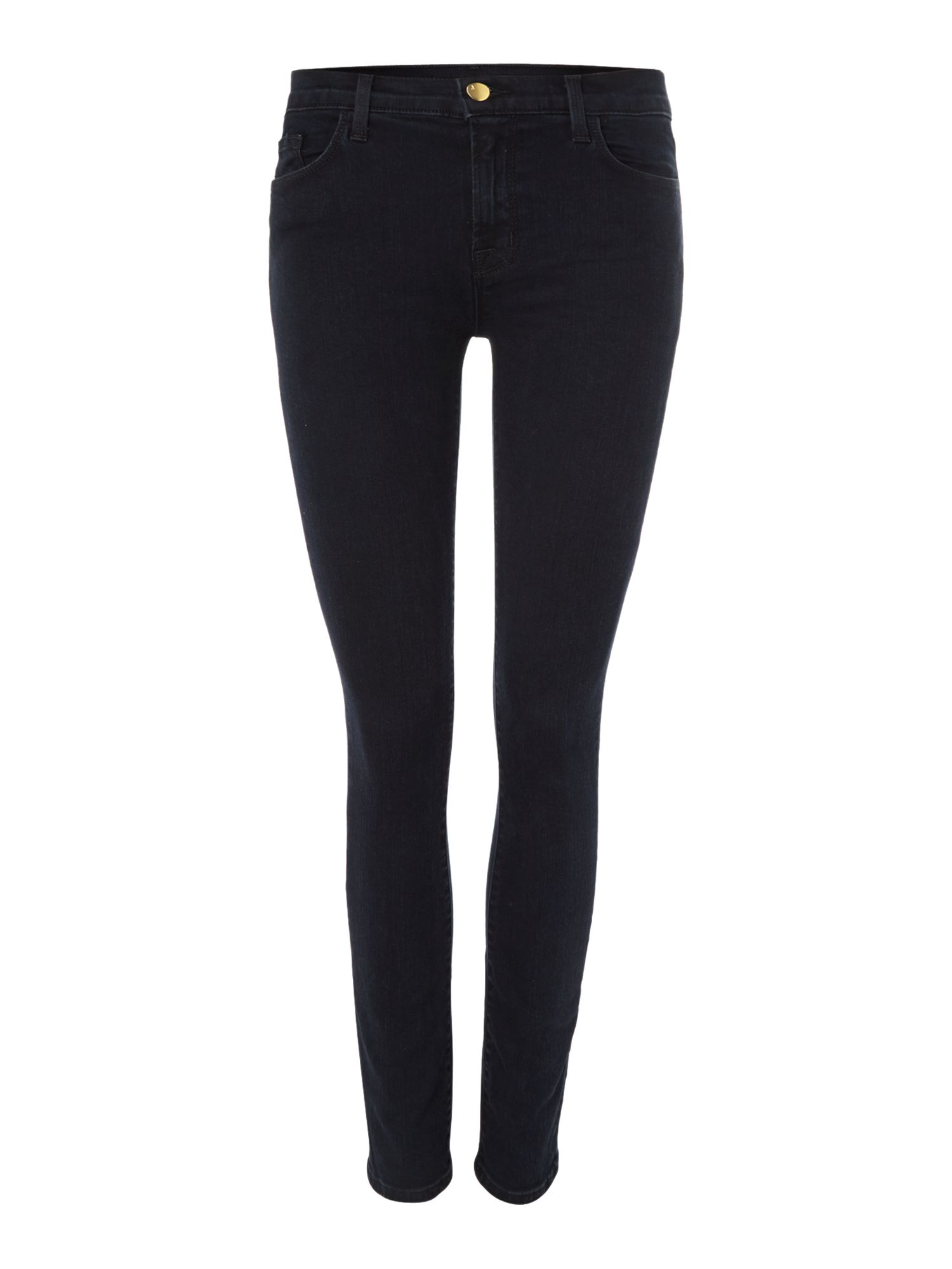 811 mid rise skinny jeans in bluebird