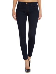 811 mid rise skinny jeans in ink