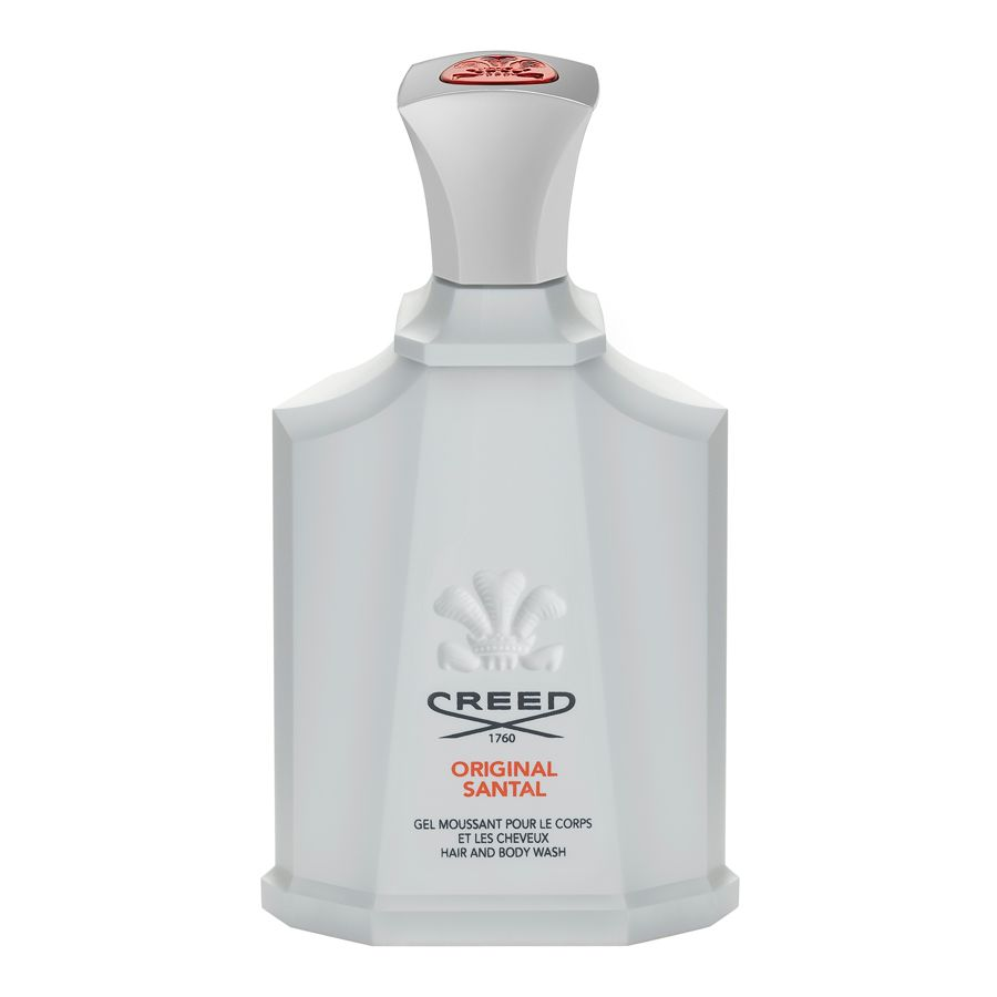 Original Santal Hair and Body Shampoo 200ml