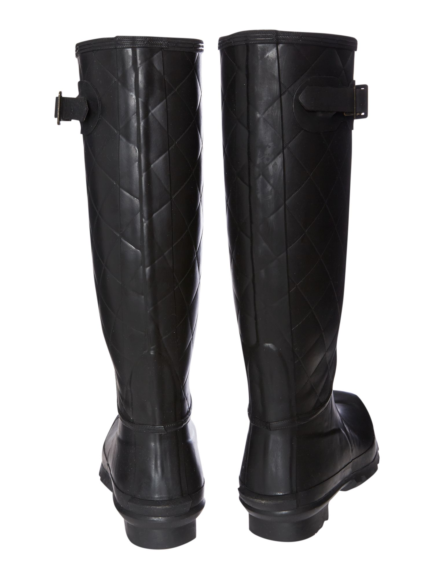 Setter quilted welly