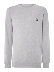 Major basic crew sweatshirt