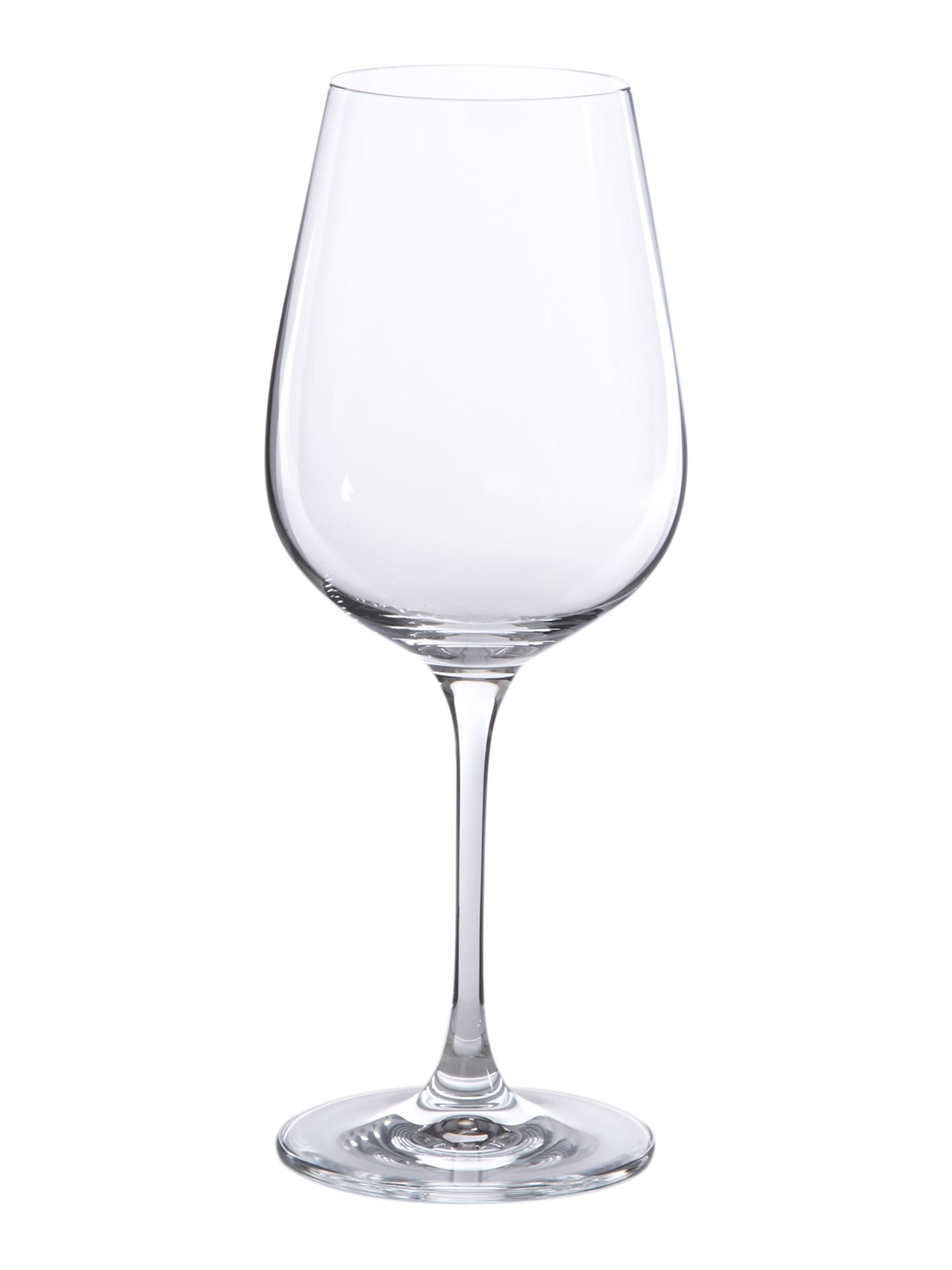 Linea Emily red wine crystal glasses set of 4