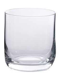 Emily set of 4 crystal tumblers