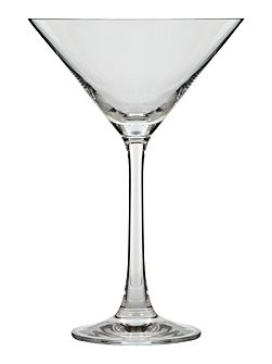 Emily martini crystal glasses set of 4