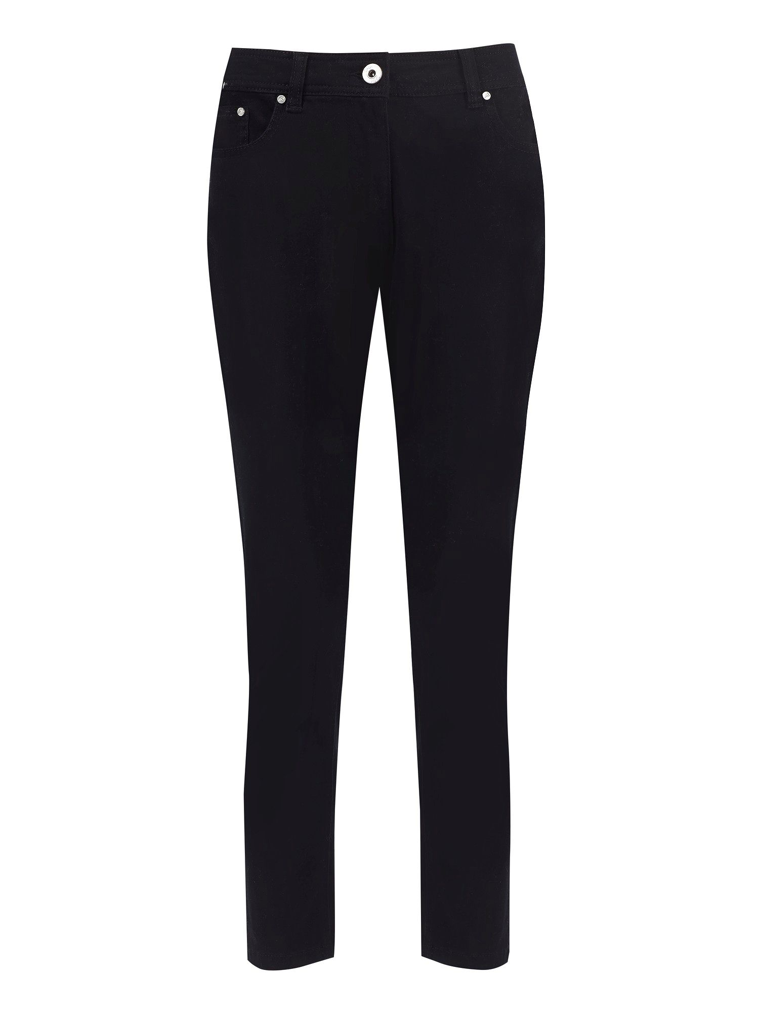 Twill capri trouser regular