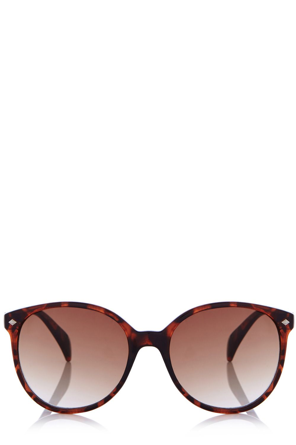 Preppy plastic sunglasses