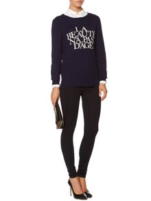 French Beauty has no age slogan jumper