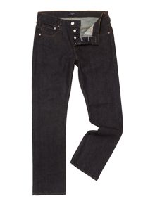 Standard selvedge dark wash jeans